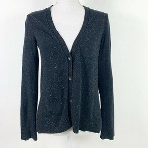 Rag & Bone Sweater XS Cardigan Black Multicolor